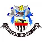 Logo Cwmbran RFC.