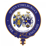 Logo Queen Ethelburga's Collegiate