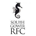 Logo South Gower RFC.